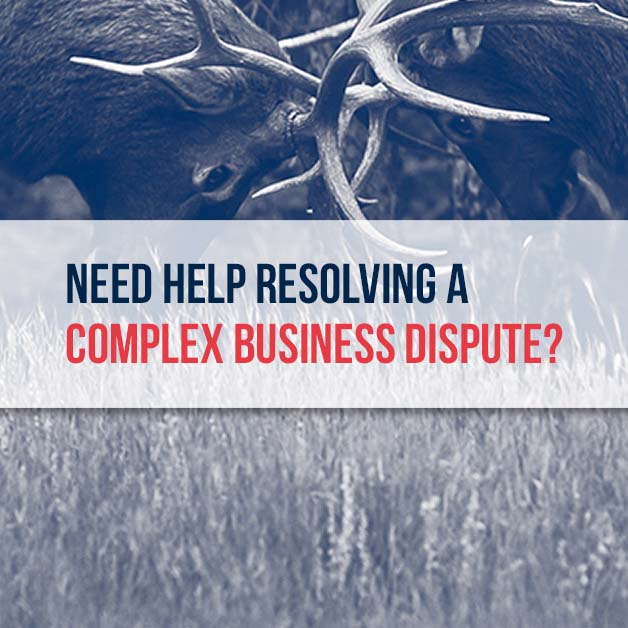 Need help resolving a complex business dispute? McDonaldLawFirm.com