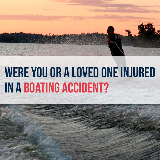 Boating Accident Lawyers - McDonald Law Firm