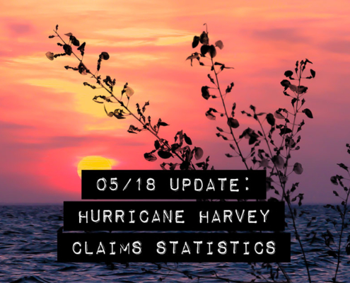 Hurricane Harvey Claims Data - June 2018